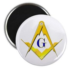 "Masonic 2.25"" Magnet (10 pack)"