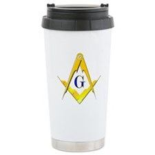 Masonic Travel Mug