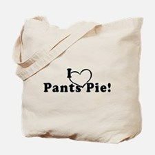 Pants Pie Tote Bag