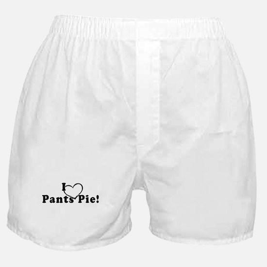 Pants Pie Boxer Shorts