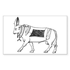 Eqyptian Sacred Bull Decal
