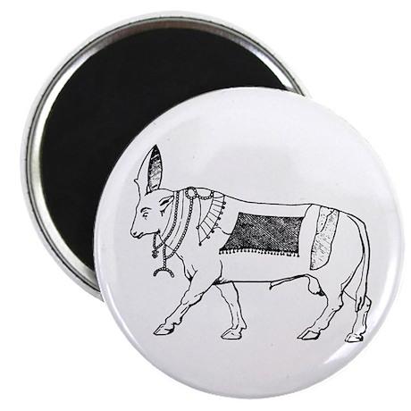 """Eqyptian Sacred Bull 2.25"""" Magnet (10 pack)"""