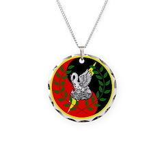Horde Pelican/Laurel Necklace