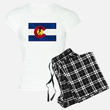 Colorado Soccer Pajamas