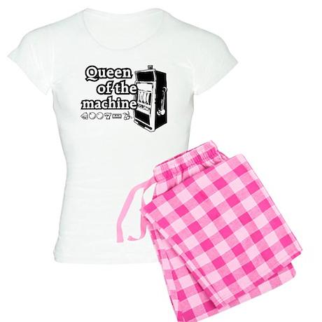 Queen of the machine Women's Light Pajamas