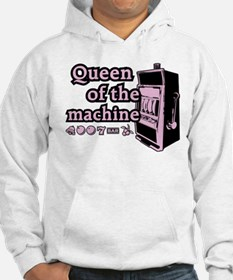 Queen of the machine Hoodie