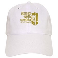 Queen of the machine Baseball Cap