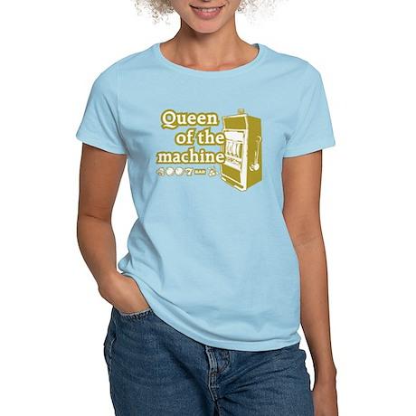 Queen of the machine Women's Light T-Shirt