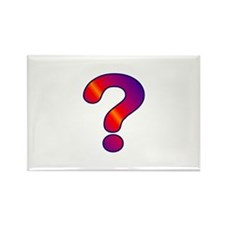 Cool Exclamation point Rectangle Magnet