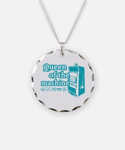 Queen of the machine Necklace