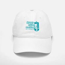 Queen of the machine Baseball Baseball Cap