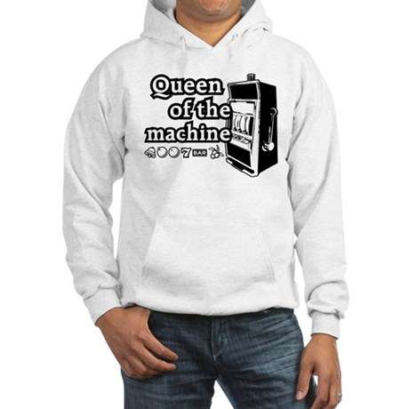 Queen of the machine Hooded Sweatshirt