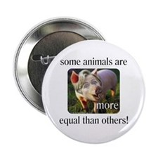 "Hillary ""Some Animals"" Button"