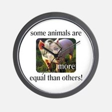 "Hillary ""Some Animals"" Wall Clock"