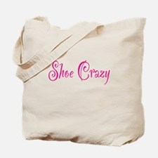 Shoe Crazy Tote Bag