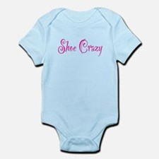 Shoe Crazy Infant Bodysuit
