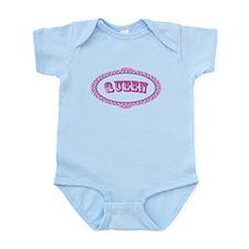 Queen Infant Bodysuit