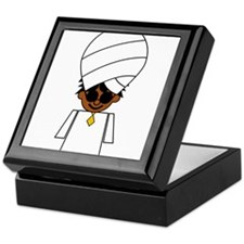 Cute Arabic Keepsake Box