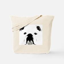 Bulldog Bacchanalia Tote Bag