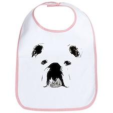 Bulldog Bacchanalia Bib
