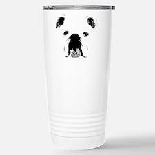 Bulldog Bacchanalia Travel Mug