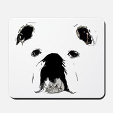 Bulldog Bacchanalia Mousepad
