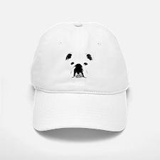 Bulldog Bacchanalia Baseball Baseball Cap