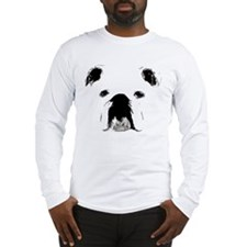 Bulldog Bacchanalia Long Sleeve T-Shirt