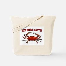 BIGGER THE BETTER Tote Bag
