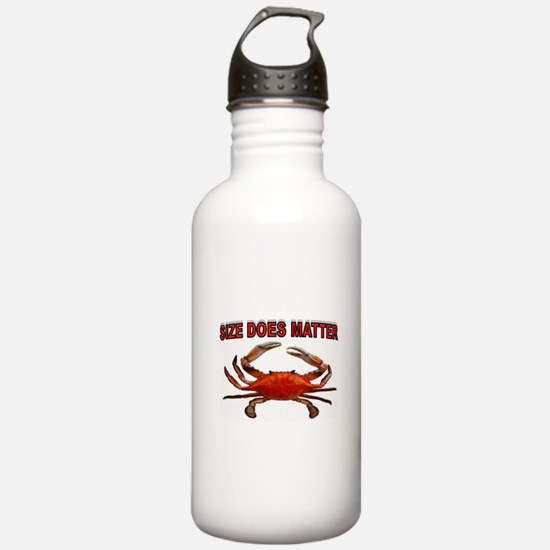 BIGGER THE BETTER Water Bottle