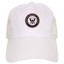 US Navy Veteran Proud to Have Baseball Cap