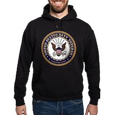 US Navy Veteran Proud to Have Hoodie