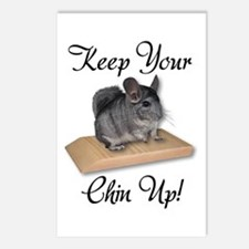 Keep Your Chin Up Postcards (Package of 8)