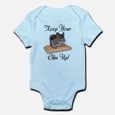 Keep Your Chin Up Infant Bodysuit