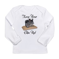 Keep Your Chin Up Long Sleeve Infant T-Shirt