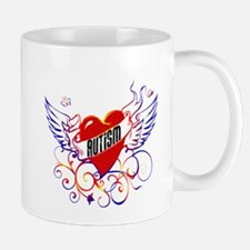 Autism Will Give You WIngs Mug