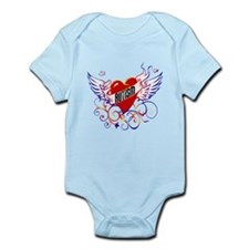 Autism Will Give You WIngs Infant Bodysuit