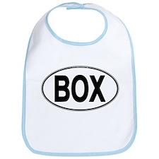 (BOX) Euro Oval Bib