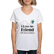 Down Syndrome Friend Shirt