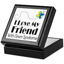 Down Syndrome Friend Keepsake Box