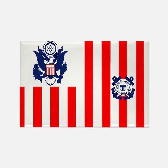 Coast Guard<BR> Rectangle Magnet