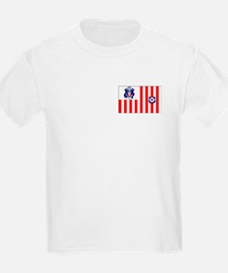Coast Guard Reserve Kids T-Shirt 1