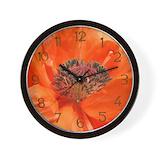 Poppy wall clocks Wall Clocks