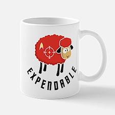 Expendable Sheep Mug