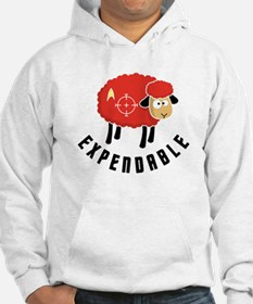 Expendable Sheep Hoodie