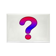 Funny Exclamation point Rectangle Magnet