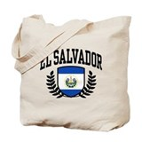 El salvador Canvas Totes