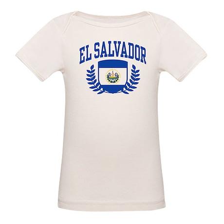 El Salvador Organic Baby T-Shirt