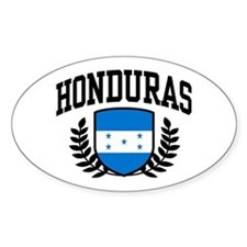 Honduras Decal