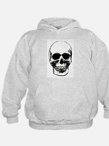 Male Skull Hoodie